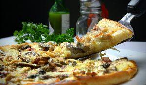 Steh-Pizzeria Capriccio in Werl.